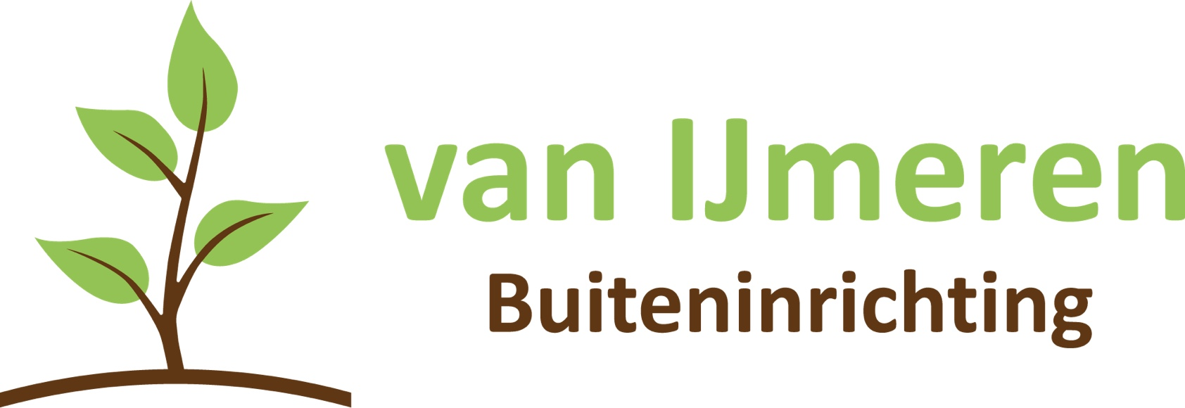 logo van IJmeren Buiteninrichting